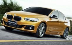 BMW Seria 1 Sedan, prezentat la Guangzhou Auto Show