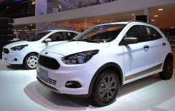 Ford Ka+ Trail: Primul mini crossover Ford