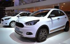 Ford Ka+ Trail: Primul mini crossover Ford