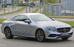 Noul Mercedes E-Class Coupe vine la Detroit – PRIMELE DETALII