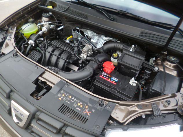 motor dacia Sandero 1.0 SCe