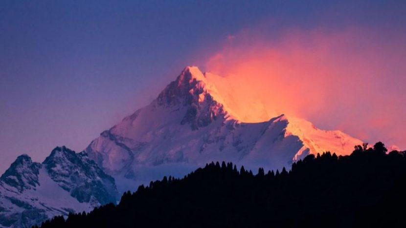 munți