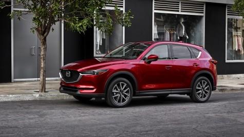 Noua Mazda CX-5 e aici. Primele poze și detalii oficiale