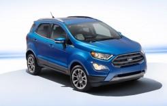 Cum arată noul Ford EcoSport, produs și la Craiova din 2017