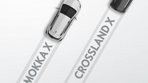 Opel Crossland X: Meriva se transformă în crossover