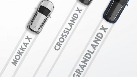 Opel Grandland X: Nou SUV compact, frate mai mare pentru Mokka