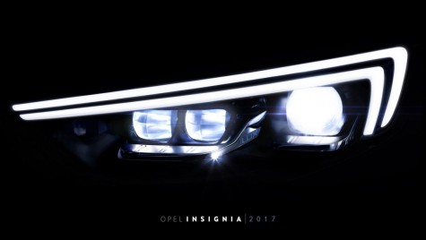 Noul Opel Insignia Grand Sport – TEASER OFICIAL