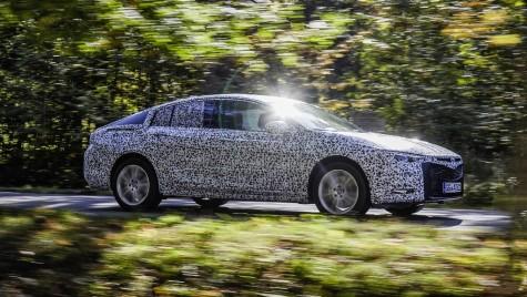 Noul Opel Insignia Grand Sport: Primele detalii și imagini oficiale