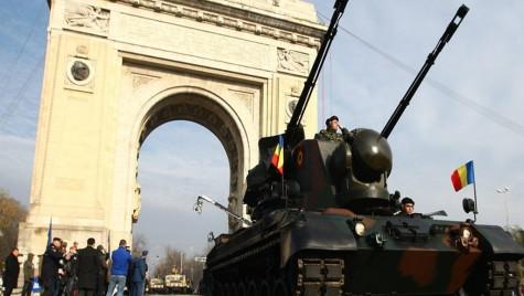 Parada de 1 Decembrie: Restricții de trafic în București