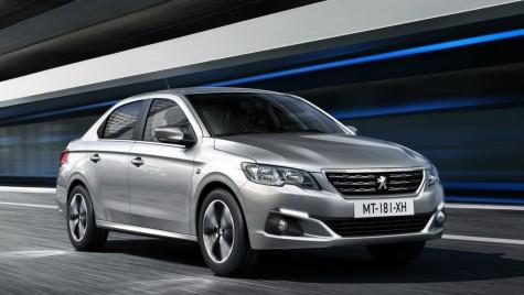 Peugeot 301 facelift: Logan are de ce să se teamă
