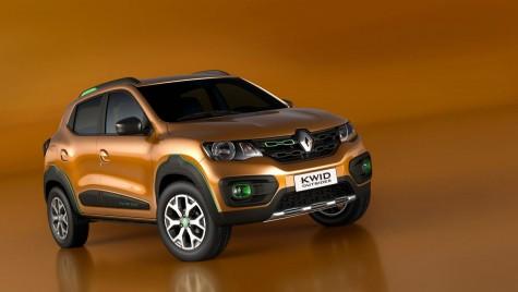 Renault Kwid Outsider: Mai aproape de Dacia