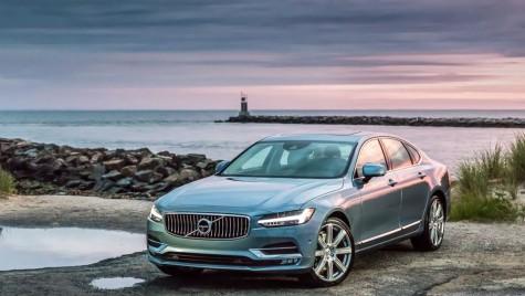 Update pentru toată gama Volvo S90 și XC90