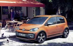 VW Cross Up facelift primește noi faruri cu tehnologie LED