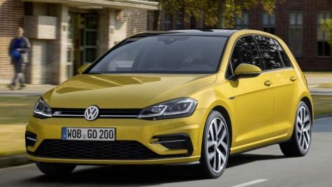 Cât costă VW Golf facelift cu noul turbo 1.5 TSI de 150 CP
