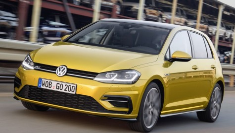 Preturi VW Golf facelift in Romania: Start de la 15.844 euro