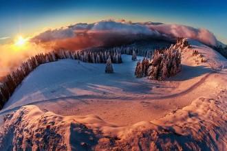 5 locuri pe care trebuie să le vezi iarna asta în România