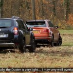 Dacia Duster vs Bentley Bentayga (2)