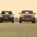 Dacia Duster vs Bentley Bentayga (3)