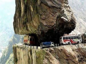 Drumul Mortii Bolivia
