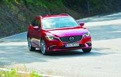 Test drive Mazda 6 2017