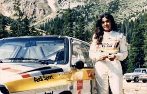 Michèle-Mouton femei pilot