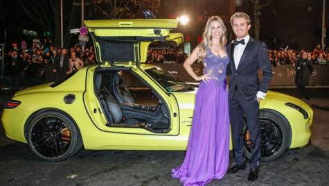 Nico Rosberg, convins de soție să se retragă?