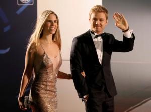 Vivian Rosberg Nico Rosberg