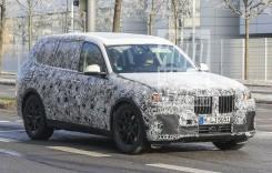 Cum arată BMW X7, fratele mai mare al lui X5