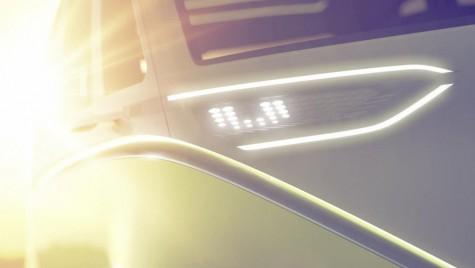 VW I.D. electric concept 2: Bulli Microbus renaște la Detroit