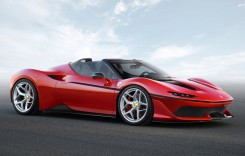 Ferrari J50: Supercar jubiliar, închinat pieței japoneze