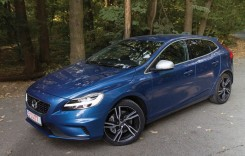 Test drive Volvo V40 facelift: vikingul întinerește