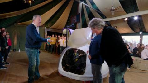 Scandal: Jeremy Clarkson, fosa septică și șoferul român
