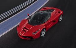 Cea mai scumpă mașină nouă din lume: LaFerrari cu numărul 500