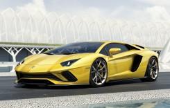 Lamborghini Aventador S: Update tehnic, 740 CP și direcție integrală