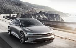 Lucid Air: Tesla killer cu 1.000 CP și autonomie de 650 km