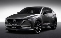 Mazda CX-5 Custom Style: Pachet sport pentru noul SUV