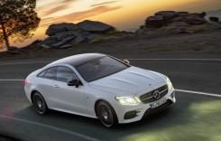OFICIAL: Totul despre noul Mercedes-Benz E-Class Coupe