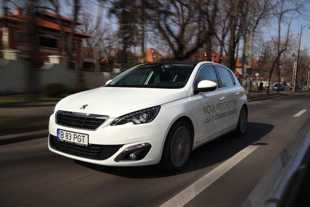 Test Peugeot 308 diesel 2014