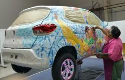 Art Car: Renault Kwid pentru prima dată în Europa