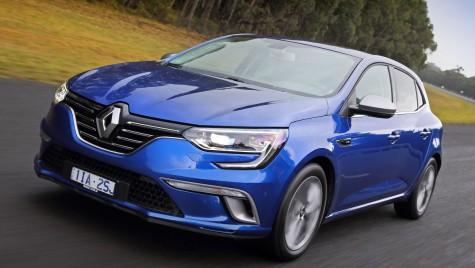 Renault Megane GT, acum și cu motor diesel de 165 CP