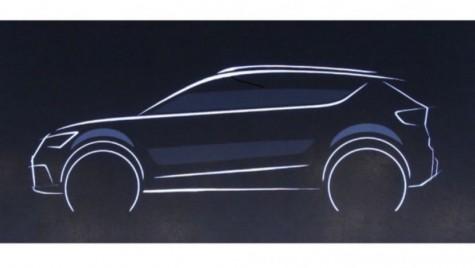 Seat Arona: Noul SUV de oraș, confirmat pentru 2017