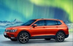 VW Tiguan Allspace: Noul Tiguan cu 7 locuri – PRIMELE IMAGINI