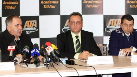 "Academia Titi Aur a lansat campania ""ViATA e a ta"""