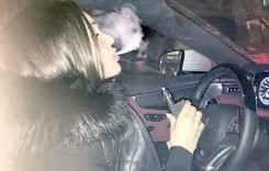 Party like a Russian! Fiica unui miliardar rus gonește cu 160 km/h prin Moscova