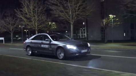 Conducere autonoma avansata pentru Mercedes S-Class facelift