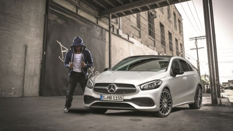 Viitorul Mercedes Clasa A: atac direct la Golf
