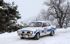 Echipă românească la Rallye Monte Carlo Historique