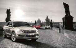 O nouă viziune: viitoarele SUV-uri Skoda