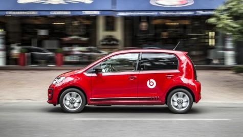 Test drive VW Up!: tech toy