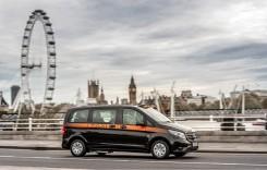 Taxi pentru Londra, Mercedes-Benz Vito